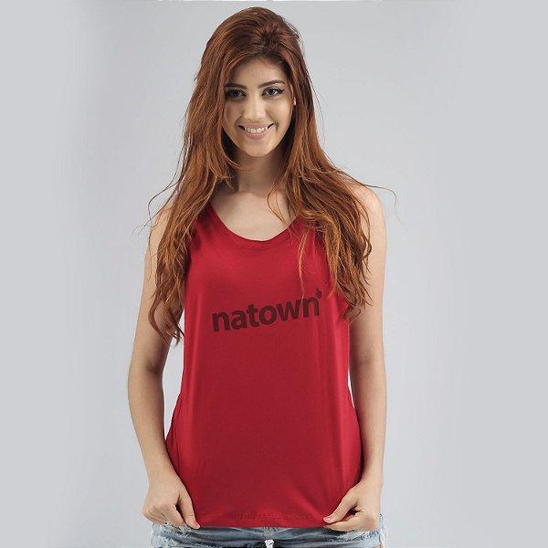 Regatão Natown Vermelha