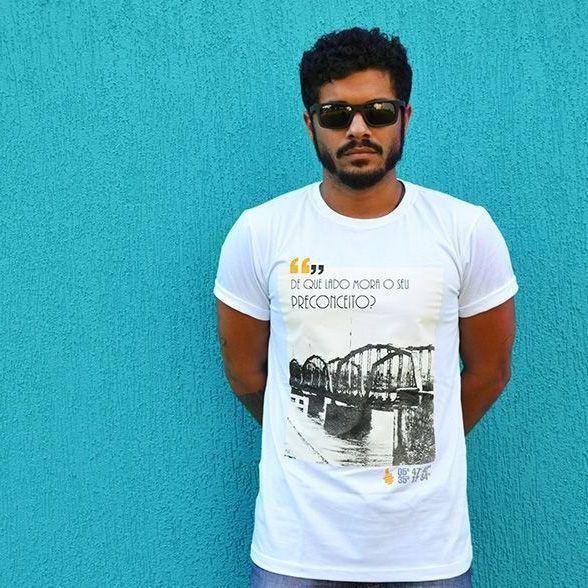 Camiseta Sentido ZN Branca