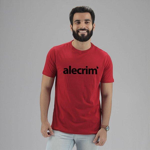 Camiseta Alecrim Vermelha