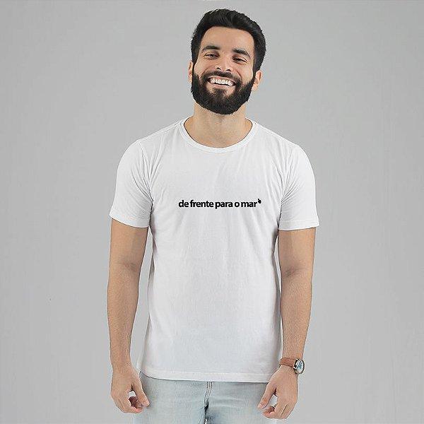 Camiseta Marmundo Branca