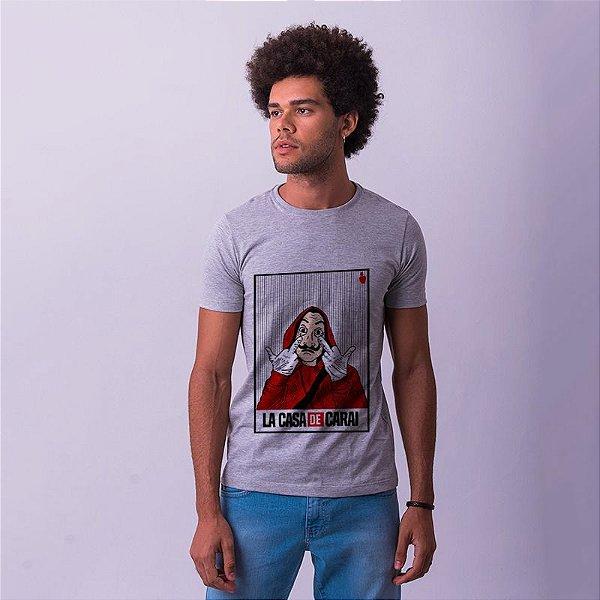 Camiseta La Casa de Carai Mescla