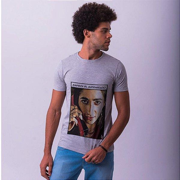 Camiseta Matriarcado Mescla