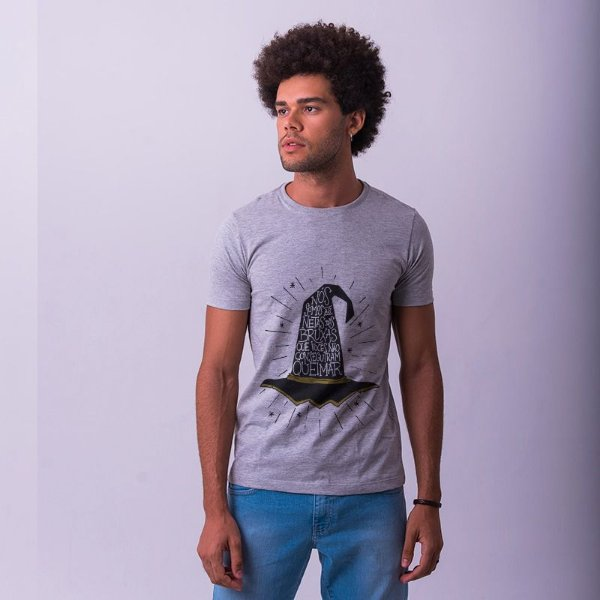 Camiseta Bruxas Mescla