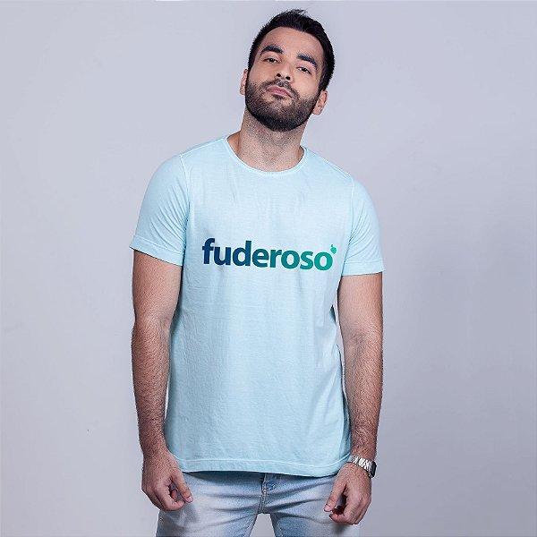 Camiseta Estonada Fuderoso Azul