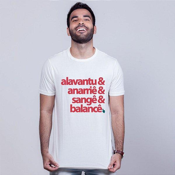 Camiseta Quadrilha Junina Branca