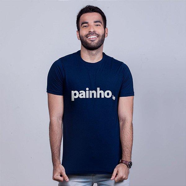 Camiseta Painho Azul Marinho