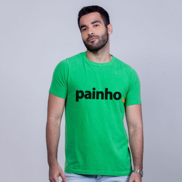 Camiseta Estonada Painho Verde
