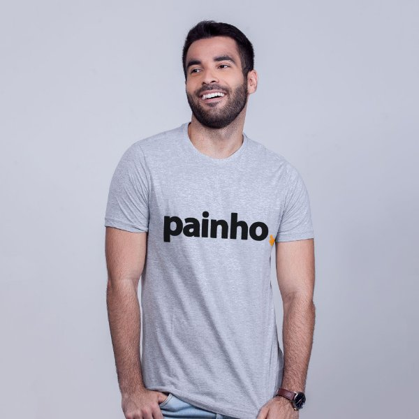 Camiseta Painho Mescla