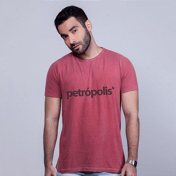 Camiseta Estonada Petrópolis Goiaba