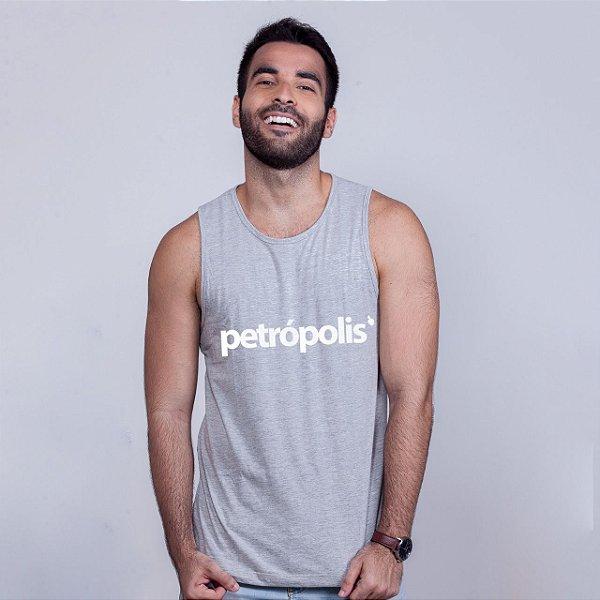 Camiseta Regata Petrópolis Mescla