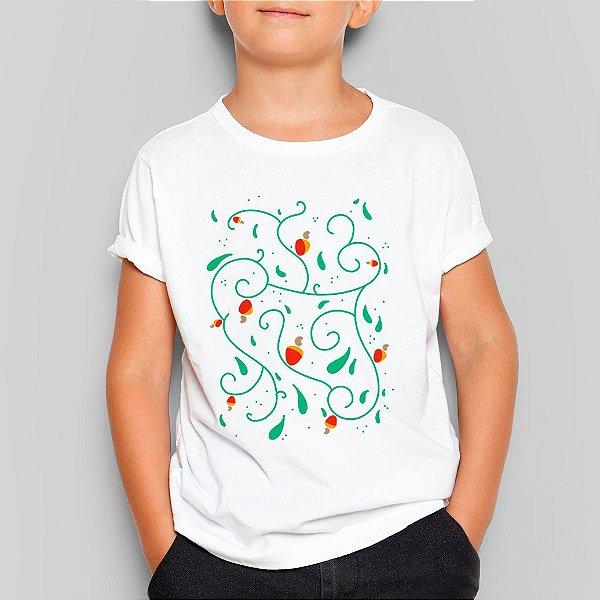 Camiseta Infantil Cajueiro