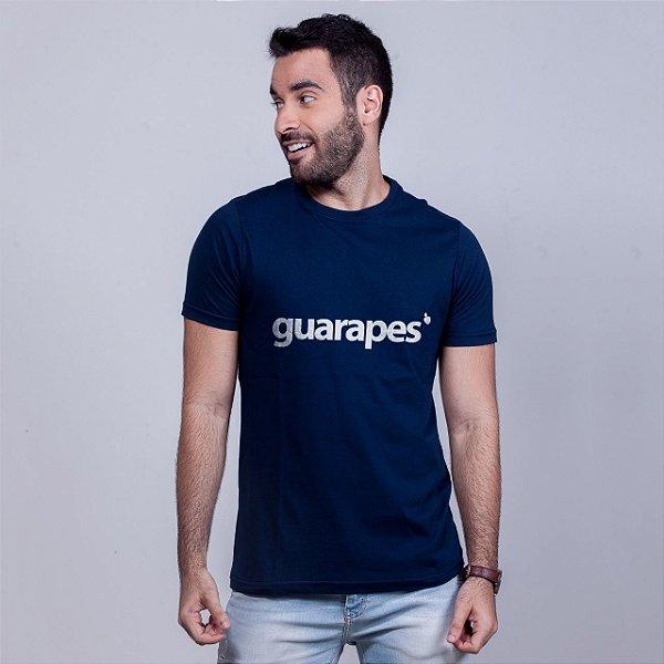 Camiseta Guarapes Azul Marinho