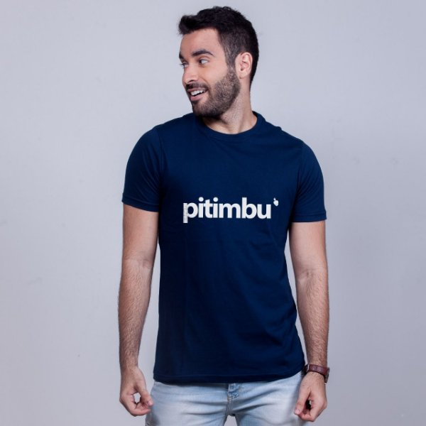 Camiseta Pitimbu Azul Marinho