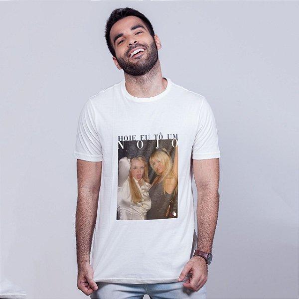 Camiseta Nojo Branca