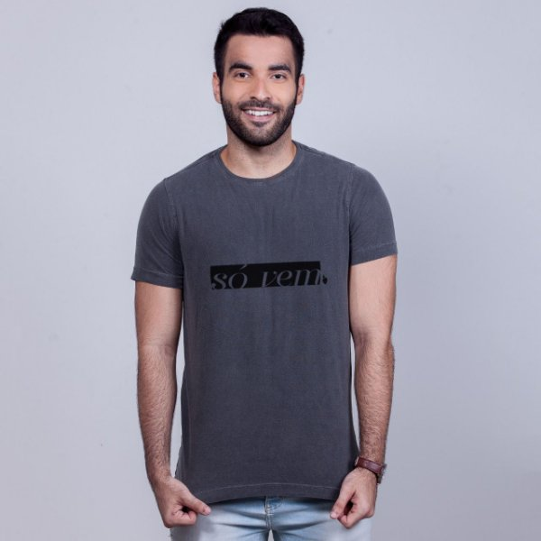 Camiseta Estonada Só Vem Chumbo