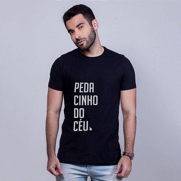 Camiseta Pedacinho do Céu Preta