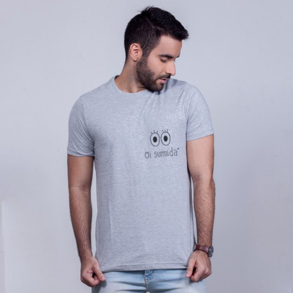 Camiseta Oi Sumida Nova Mescla