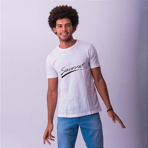 Camiseta Sucesso Branca