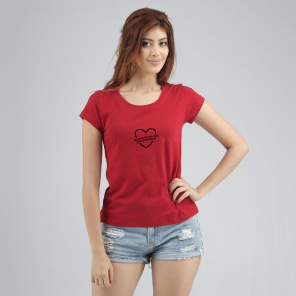 Babylong Suas Pariceiras Coração Vermelha