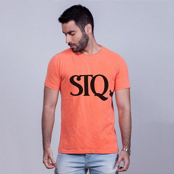Camiseta Estonada STQ Laranja