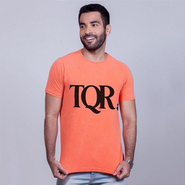 Camiseta Estonada TQR Laranja