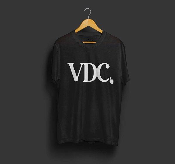 Camiseta VDC Preta