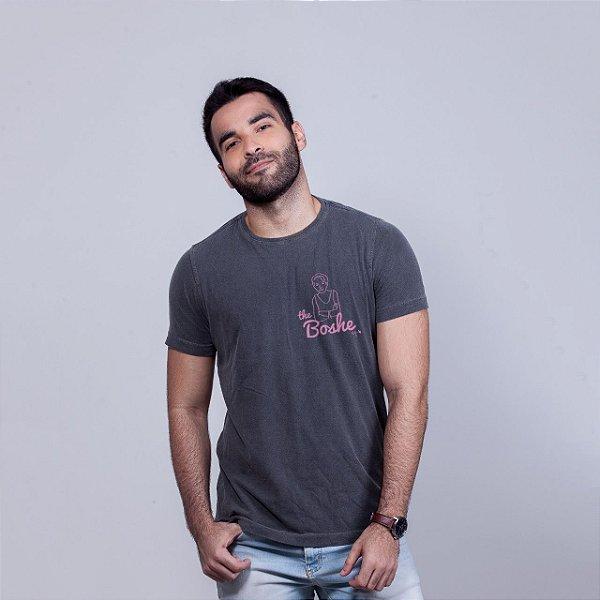 Camiseta Estonada The Boshe Chumbo