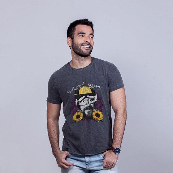 Camiseta Estonada Maluco Beleza Chumbo