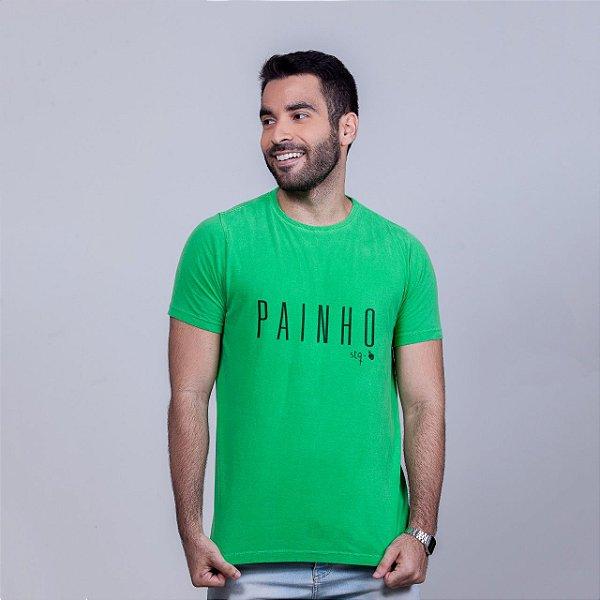 Camiseta Estonada Painho STQ Verde