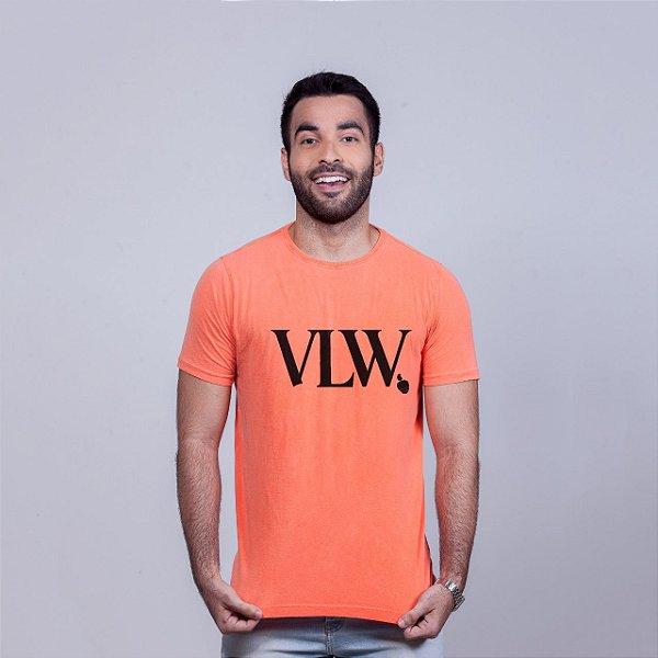 Camiseta Estonada VLW Laranja