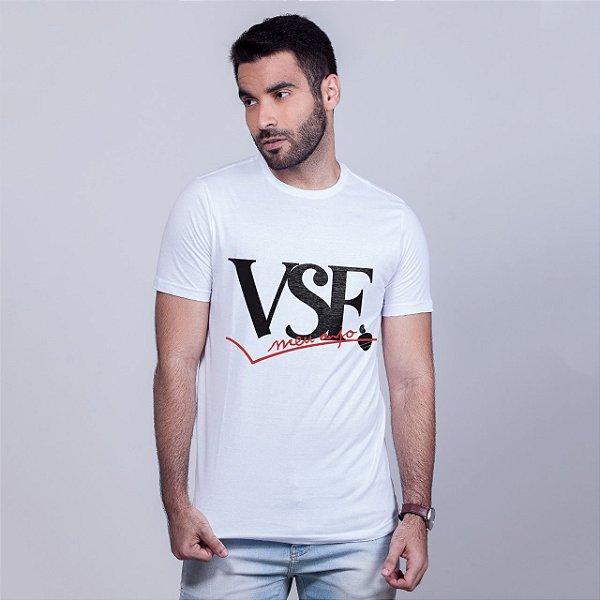 Camiseta VSF Branca