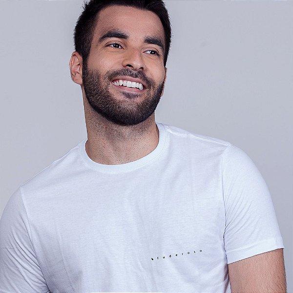 Camiseta Fuderoso Minimal Branca