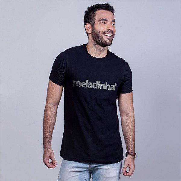 Camiseta Meladinha Preta
