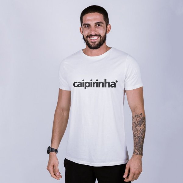 Camiseta Caipirinha Off White