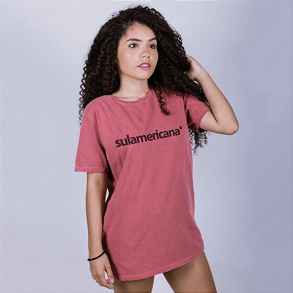 Camiseta Estonada Sulamericana Goiaba