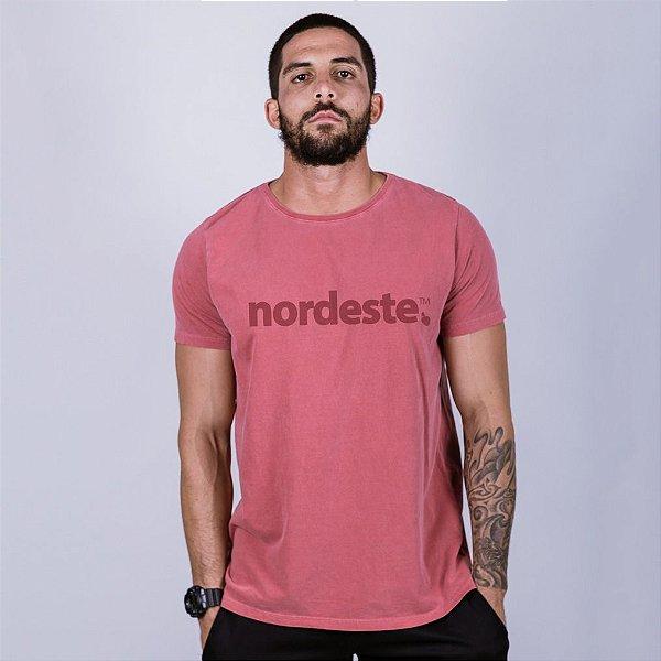 Camiseta  Estonada Nordeste Goiaba