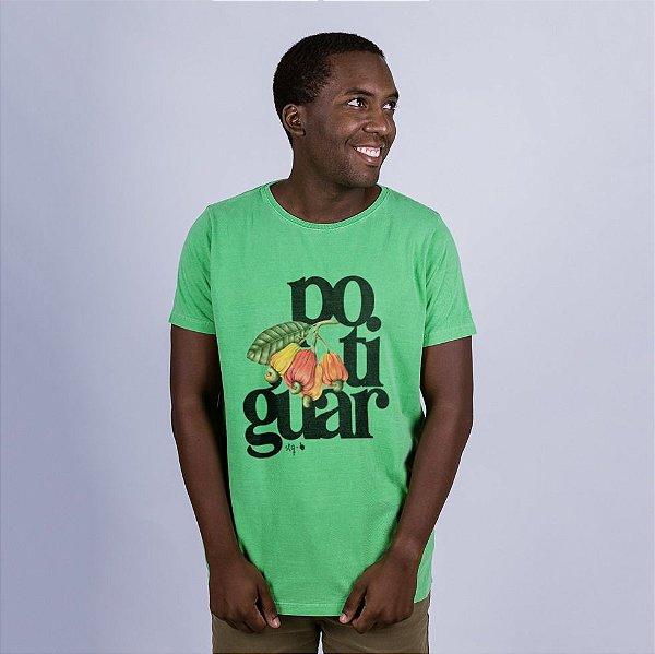 Camiseta Estonada Potiguar Verde