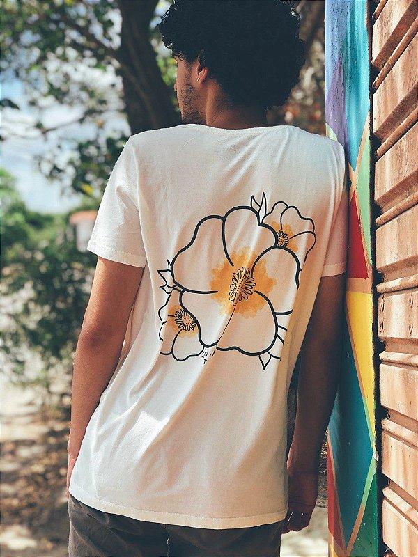 Camiseta Xanana Off White