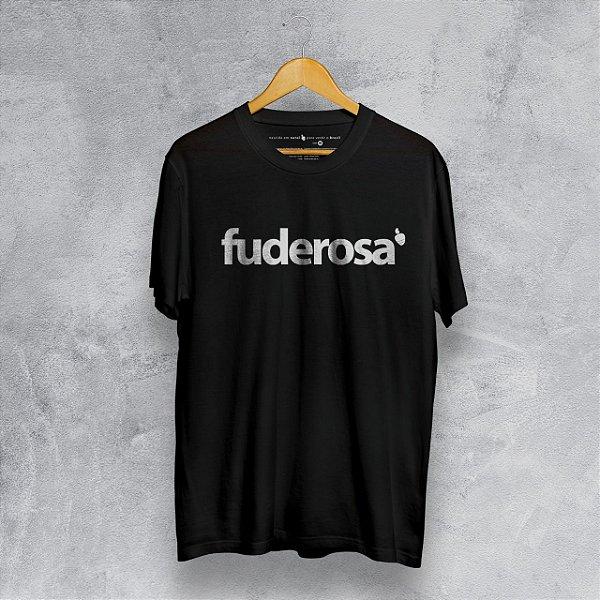 Camiseta Fuderosa Preta