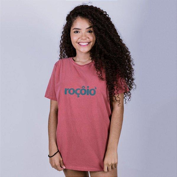 Camiseta Estonada Roçôio Goiaba