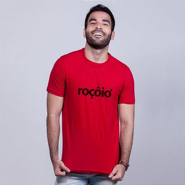 Camiseta Roçôio Vermelha