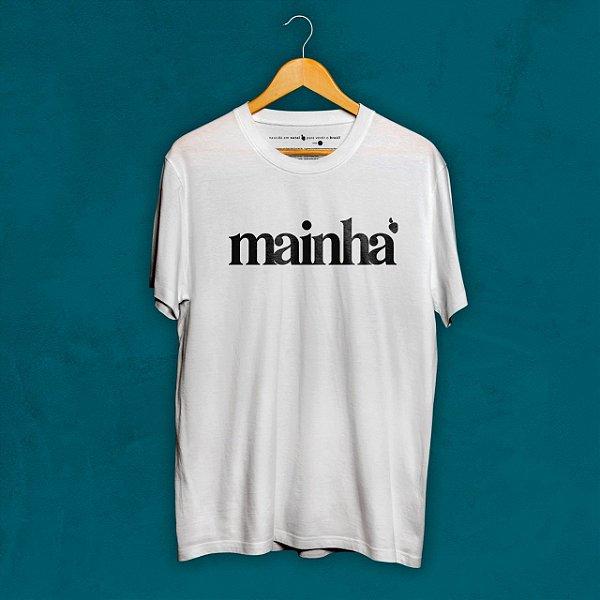 Camiseta mainha 2020 Branca