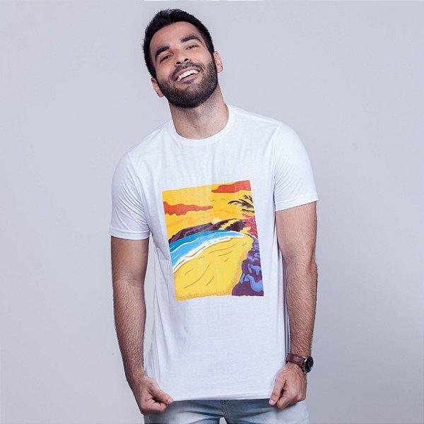 Camiseta Morro do Careca Branca