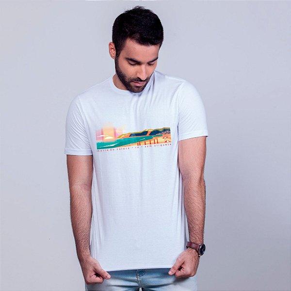Camiseta Morro do Careca 2020 Branca