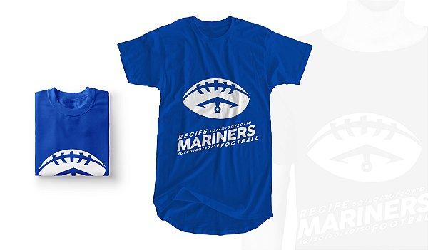 Camiseta Azul - 2014