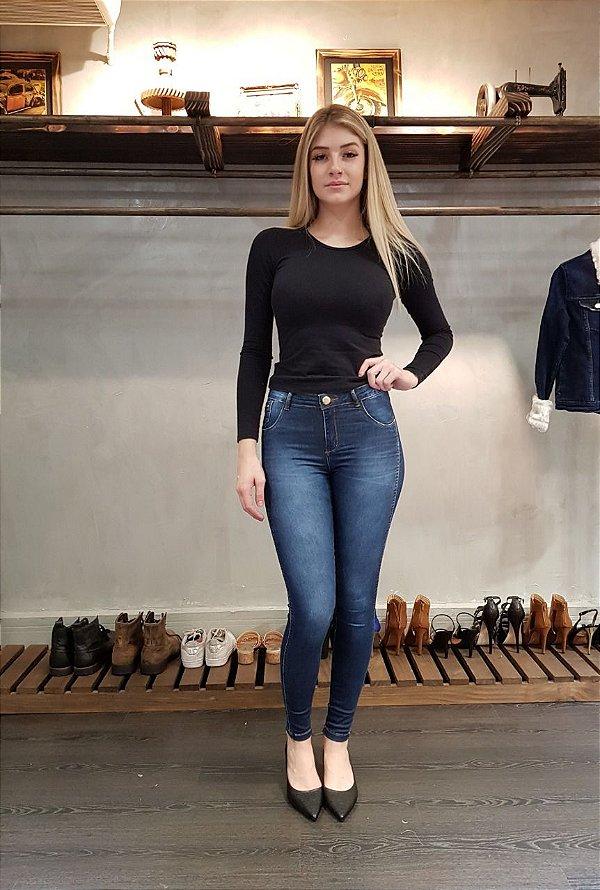 calça jeans extremepower skinny dark
