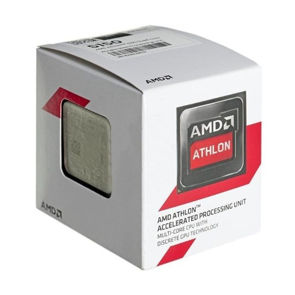 Processador AMD Athlon 5150 Quad-Core, Cache 2MB, 1.6Ghz, AM1