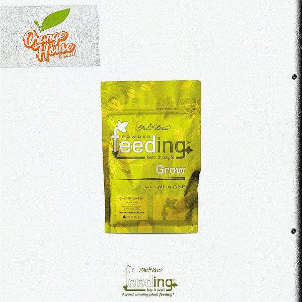 Nutriente Green House Feeding Grow 125g