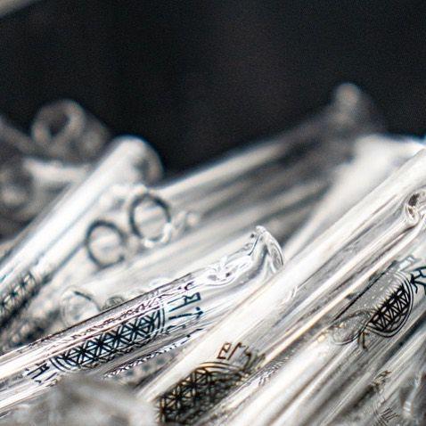 Piteira de Vidro Tradicional Strabe Inc. 6mm
