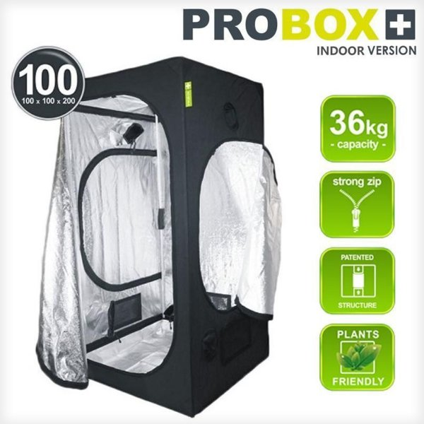 Estufa Garden High Pro Probox Basic 100x100x200